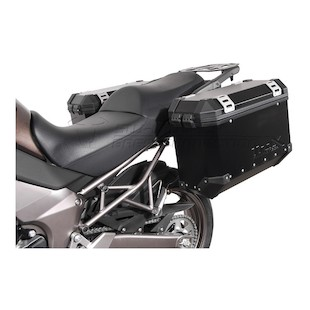 SW-MOTECH Quick-Lock EVO Side Case Racks Kawasaki Ninja 1000 2011-2014