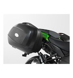 SW-MOTECH Quick-Lock EVO Profile Side Case Racks Kawasaki Versys 650 2008-2014