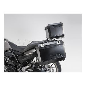 SW-MOTECH Quick-Lock EVO Side Case Racks BMW F650GS / F700GS / F800GS