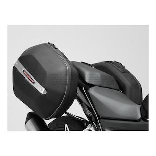 SW-MOTECH Quick-Lock EVO Side Case Racks Honda CBR500R / CB500F/ CB500X 2013-2017
