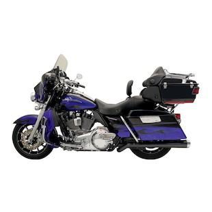 Bassani Road Rage Pseudo Left-Side Muffler For Harley Touring 2009-2017