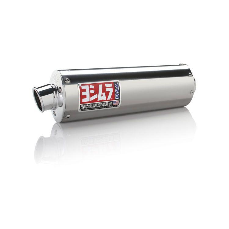 Stainless Steelstainless Steelaluminum: Yoshimura Exhaust System At Woreks.co