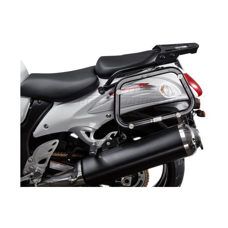 SW-MOTECH Quick-Lock EVO Side Case Racks Suzuki Hayabusa 2008-2018