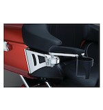 Kuryakyn Drink Holder For Passenger Armrests For Harley Touring And Tri-Glide 2014-2015