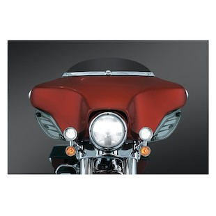 Kuryakyn Airmaster Windshield For Harley Touring 1996-2013