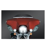 Kuryakyn Airmaster Windshield For Harley Touring 1996-2013