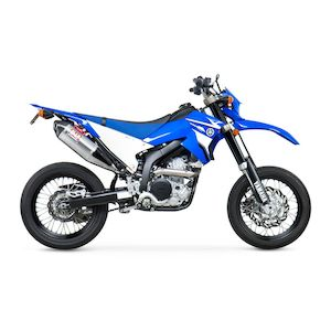 Yoshimura RS-4 Slip-On Exhaust Yamaha WR250R / WR250X