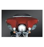 Kuryakyn Airmaster Windshield For Harley Touring