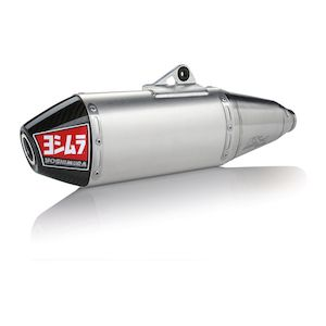 Yoshimura RS-4 Slip-On Exhaust Yamaha YZ450F / FX / WR450F 2014-2017