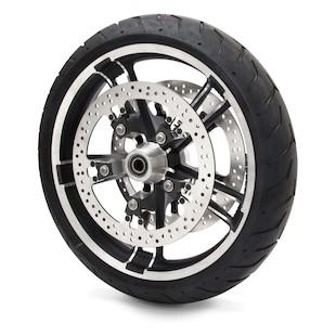 "Arlen Ness 14"" Big Brake Front Rotor For Harley Touring 2014-2017"