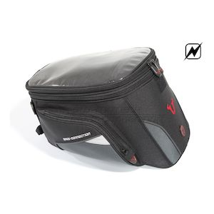 SW-MOTECH Quick-Lock EVO Trial Electric Tank Bag With iPad/Map Holder