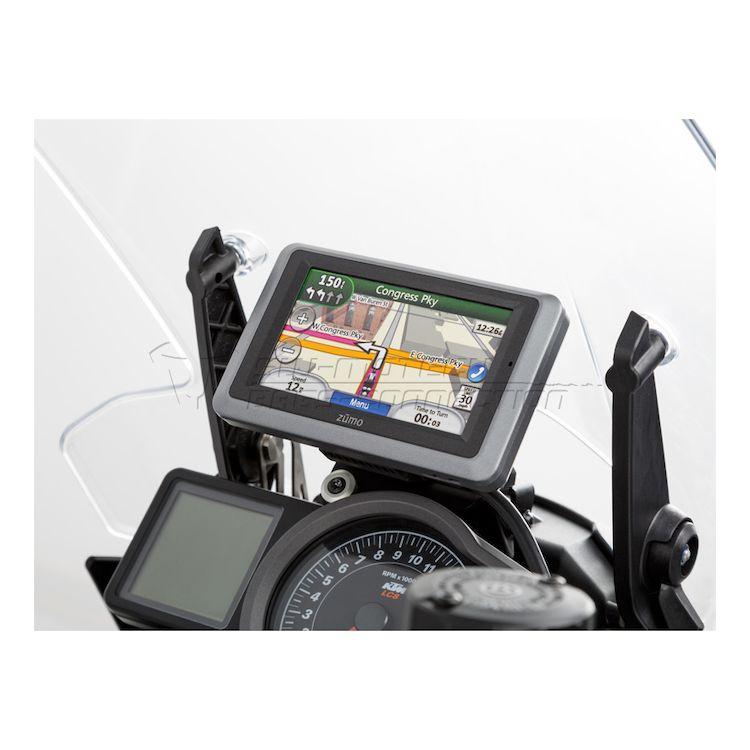 black GPS MOUNTING BRACKET Navigation bracket for KTM 1050 1190 1090 1290 ADV//R
