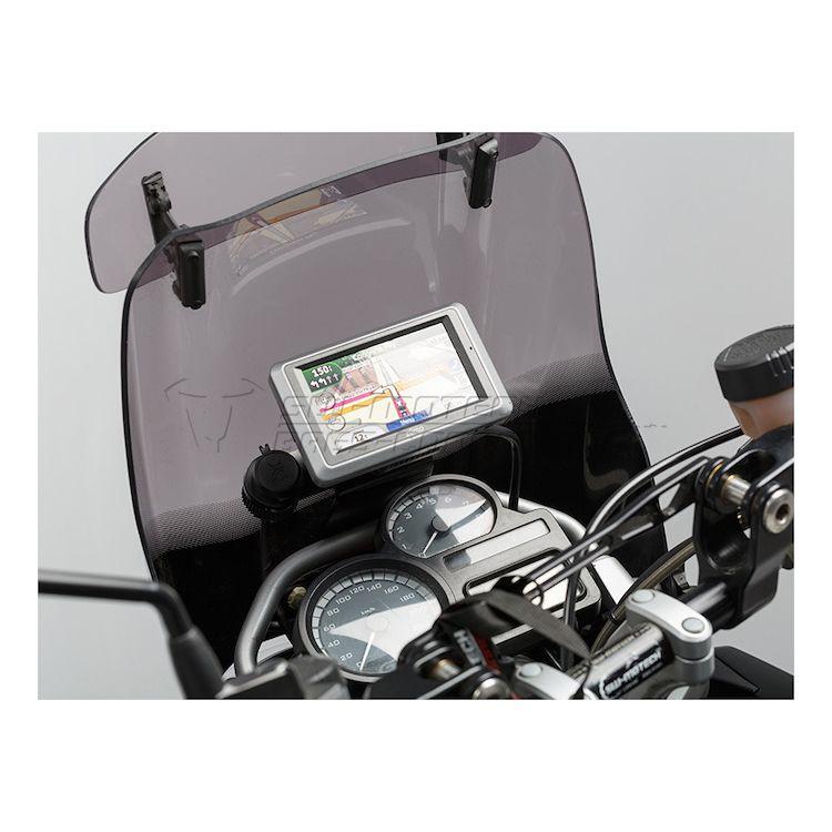 SW-MOTECH Quick Release GPS Mount BMW R1200GS 2008-2012