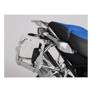 SW-MOTECH TraX EVO Side Case Adapter Kit BMW R1200GS Adventure 2014-2017