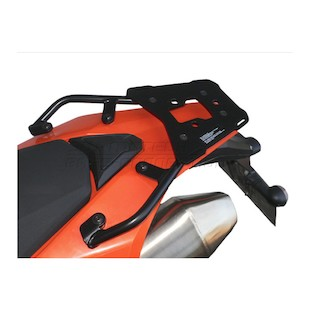 SW-MOTECH Alu-Rack Luggage Rack KTM 690 Enduro/R 2008-2016