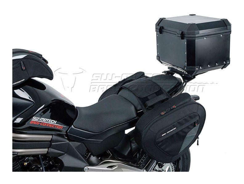 Sw Motech Alu Rack Luggage Rack Kawasaki Ninja 650r Versys Er6n
