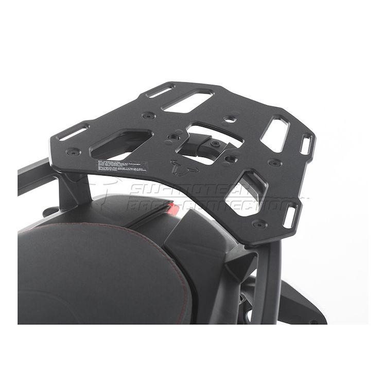 SW-MOTECH Alu-Rack Luggage Rack Ducati Hypermotard / Hyperstrada / Multistrada