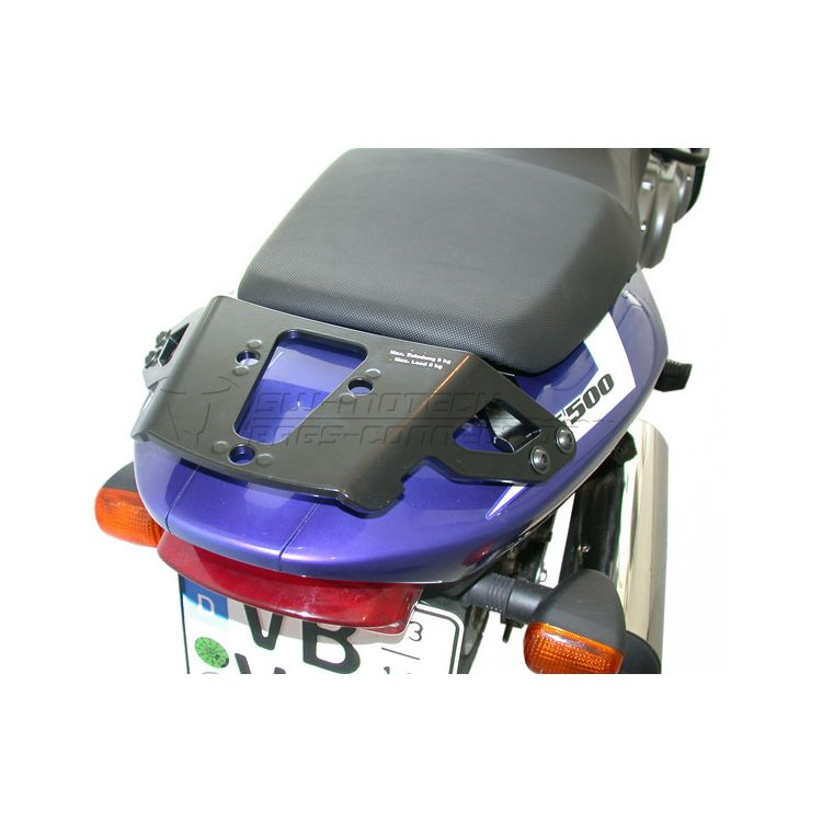 SW-MOTECH Alu-Rack Luggage Rack Suzuki GS500E / GS500F