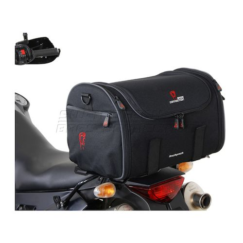 SW-MOTECH Quick-Release Soft Luggage Carrier For Alu-Rack Topracks ...