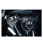 Bahn Air Cleaner Kit For Harley Big Twin Evo 1993-1999