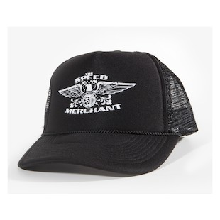 Speed Merchant Speed Eagle Trucker Hat