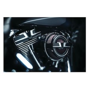 Bahn Air Cleaner Kit For Harley