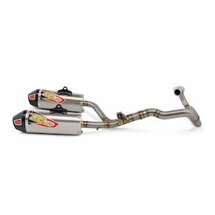 Pro Circuit Ti-6 Titanium Exhaust System Honda CRF450R 2013-2014
