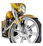 Arlen Ness Wrapper Front Fender For Harley Touring 1987-2013