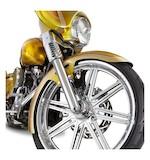 Arlen Ness Wrapper Front Fender For Harley Touring 1987-2013