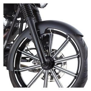 Arlen Ness Wrapper Front Fender For Harley Softail 1986-2017