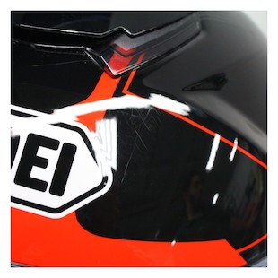 Shoei GT-Air Journey Helmet Black/Red / 2XL [Blemished]