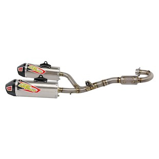 Pro Circuit Ti-6 Titanium Exhaust System Honda CRF250R 2014-2015