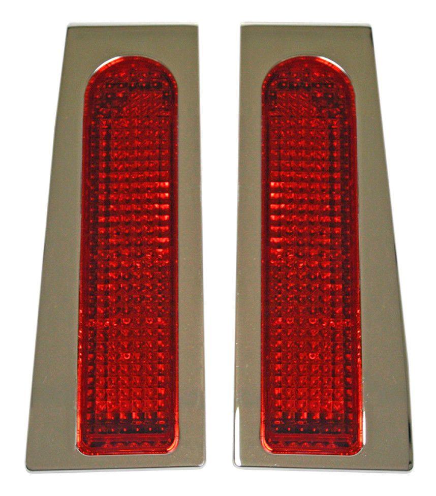 Custom Dynamics Fillerz Led Rear Lights For Harley Touring 2014 2019 Saddlebag Speaker Wiring Diagram Revzilla