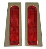Custom Dynamics Fillerz LED Rear Lights For Harley Touring 2014-2015