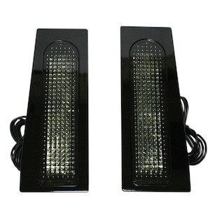 Custom Dynamics Fillerz LED Rear Lights For Harley Touring 2014-2017
