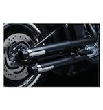 "Crusher Maverick 2.5"" Mufflers For Harley Softail 2007-2015"