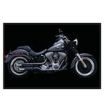 "Crusher Maverick 2.5"" Mufflers For Harley"