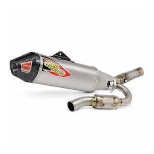 Pro Circuit Ti-6 Pro Titanium Exhaust System Kawasaki KX450F 2009-2015
