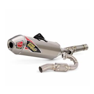 Pro Circuit Ti-5 Titanium Exhaust System Honda CRF450R 2011-2012