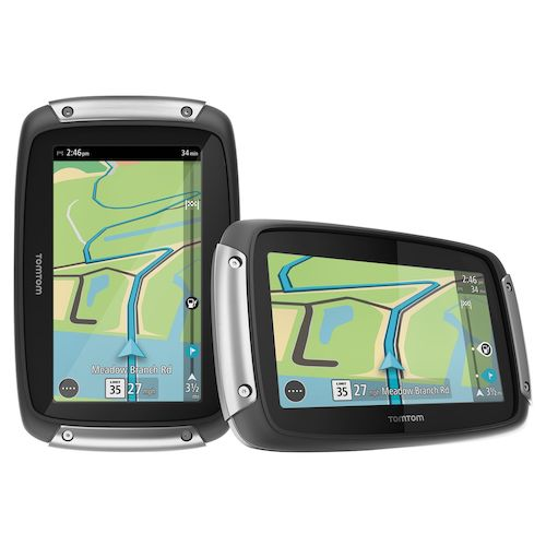 tomtom rider 400 gps revzilla. Black Bedroom Furniture Sets. Home Design Ideas