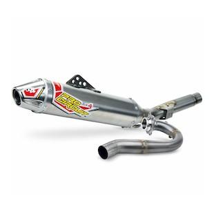 Pro Circuit Ti-4 Exhaust System Honda CRF450R 2009-2010