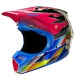 Fox Racing V3 Image SX15 Atlanta LE Helmet