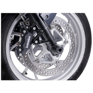 Puig Axle Sliders Front BMW F800GT 2013-2015