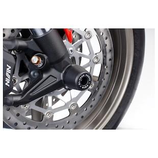 Puig Axle Sliders Front Kawasaki ZX6R / ZX636 2013-2015