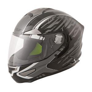 Fly Racing Street Luxx Shock Helmet