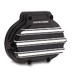 Arlen Ness 10-Gauge Transmission Side Cover For Harley 6 Speed 2006-2016