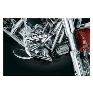 Orange Cycle Parts Chrome Transmission Dipstick for Harley Softail 2007-2019// DYNA 2006-2017