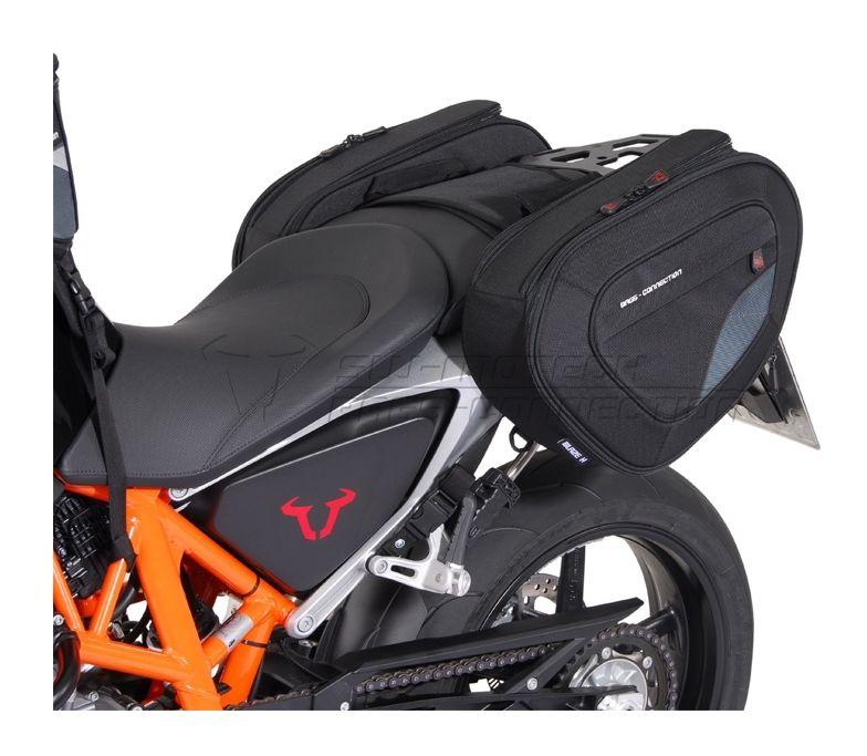 Sw Motech Blaze Saddlebag System Ktm 690 Duke 2012 2015