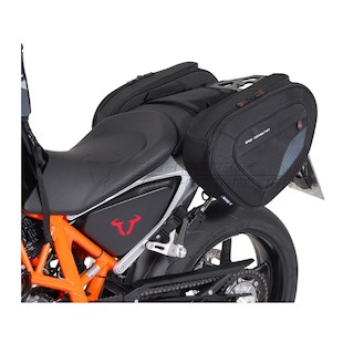 SW-MOTECH Blaze Saddlebag System KTM 690 Duke 2012-2015
