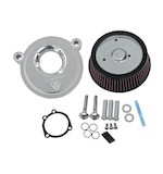 Arlen Ness Naked Stage 1 Big Sucker Air Cleaner For Harley Twin Cam 1999-2016